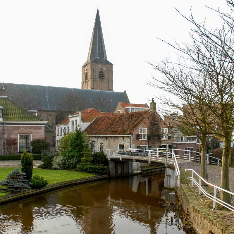 Maasland Grote kerk